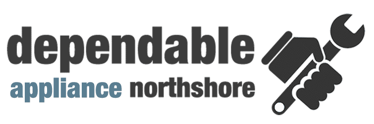 The Dependable Appliance Northshore Logo